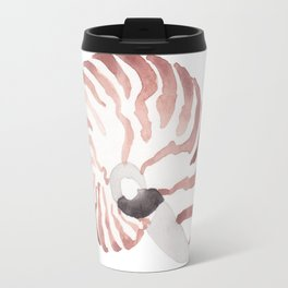 Nautilus Sea Shell Travel Mug