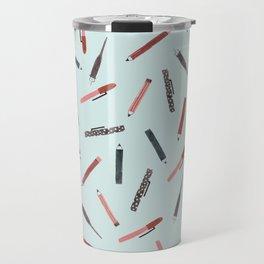 Pens and pencils Travel Mug