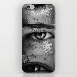 3X eye iPhone Skin