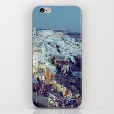 Fira at Dusk II iPhone & iPod Skin
