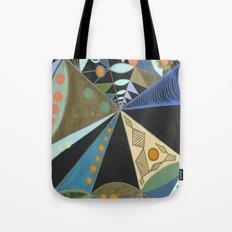 Season Wheel Tote Bag