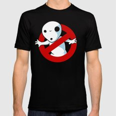Kodama Busters Black Mens Fitted Tee SMALL