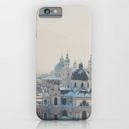 winter blues ... iPhone Case