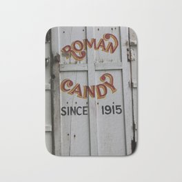 Roman Candy Bath Mat