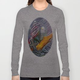 Siren of the storm Long Sleeve T-shirt