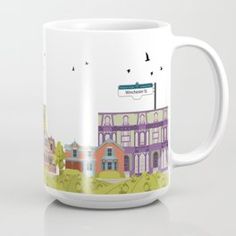 Cabbagetown - Toronto Neighbourhood Coffee Mug