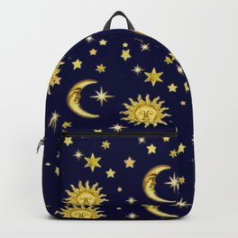 Sun, Moon & Stars Backpack