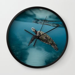 Take a peek Wall Clock