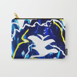 WILD SWANS       by Kay Lipton Carry-All Pouch