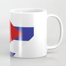 Cuba flag Coffee Mug