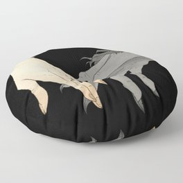 Monster Lover II Floor Pillow