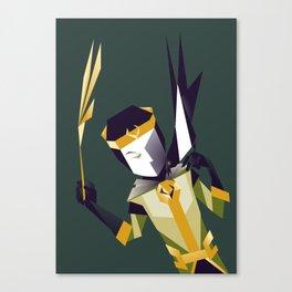 Kid Loki Canvas Print