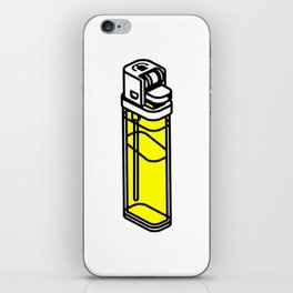 The Best Lighter iPhone Skin
