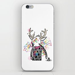 WWWWWWW OF PAUL PIERROT STYLE iPhone Skin