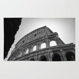 Coliseum Roma. Italy 72 Rug