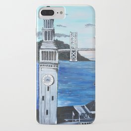 San Francisco Ferry Building iPhone Case