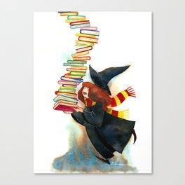 Miss Granger Canvas Print