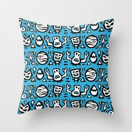Let's Boogie Throw Pillow