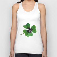 clover Tank Tops featuring Clover by CNBestBuy.com