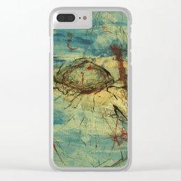 Dejame seguir soñando Clear iPhone Case