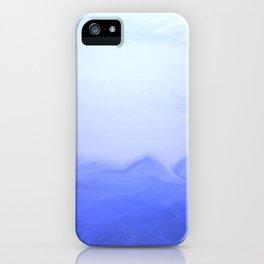 Icy Sunset - Fantasy Landscape iPhone Case