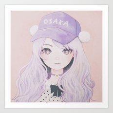 Ricehime Art Print