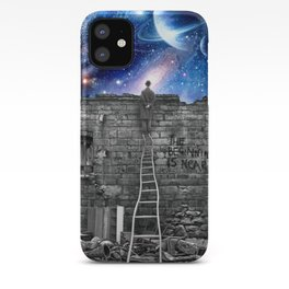 STREET-ART SPACE iPhone Case