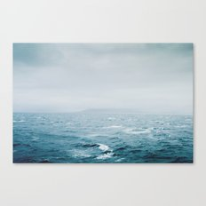 Land Ho! Canvas Print