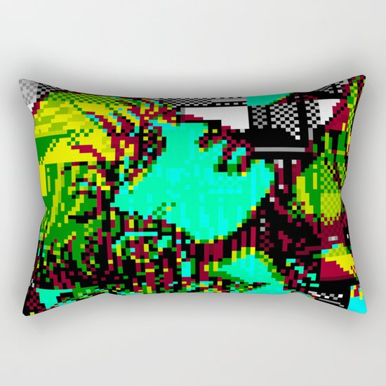 0061 (2014) Rectangular Pillow