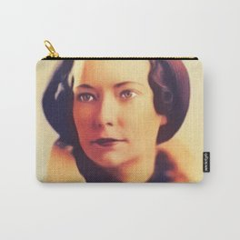 Margaret Mitchell, Literary Legend Carry-All Pouch