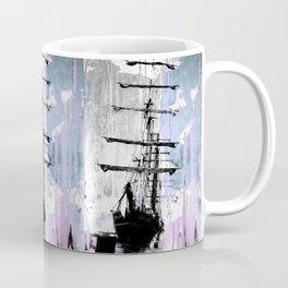 POLAR STAR blue Coffee Mug