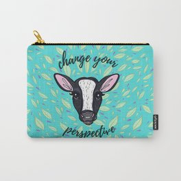 Change Your Perspective White Blaze Carry-All Pouch