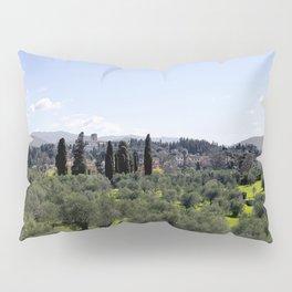 Tuscan Hills Pillow Sham