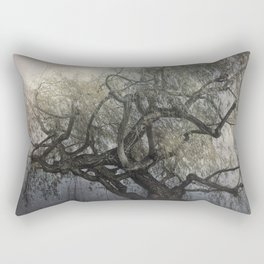 The Whispering Tree Rectangular Pillow