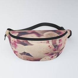 hydrangea - pink freckles Fanny Pack