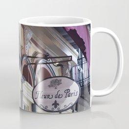 New Orleans Fleur de Paris Coffee Mug
