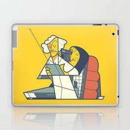 Back to Frankenstein Laptop & iPad Skin