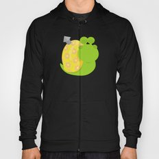 Green Snail (male) Hoody