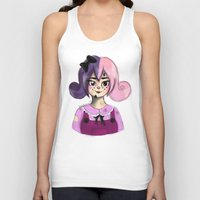 doll Tank Tops featuring Doll by MintyMists