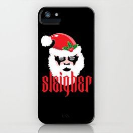 Sleigher | Christmas Xmas Parody iPhone Case