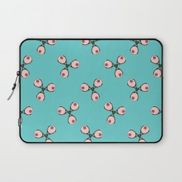 Tit Spinners Laptop Sleeve
