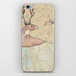 ...tener un bosque dentro. iPhone Skin