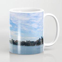 Sydney Harbour And Bridge Coffee Mug