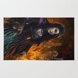The last witchery Rug