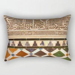 Details in The Alhambra Rectangular Pillow