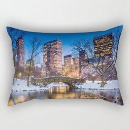 New York 05 - USA Rectangular Pillow