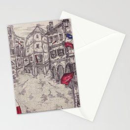 ABC Cafe, Les Mis Stationery Cards