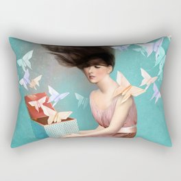 Playroom Rectangular Pillow