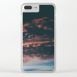 01032018 Clear iPhone Case