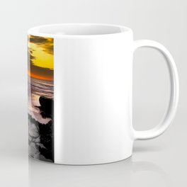 Split Second Coffee Mug